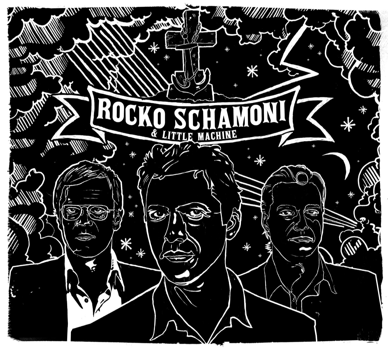 Rocko Schamoni - Rocko Schamoni & Little Machine 1