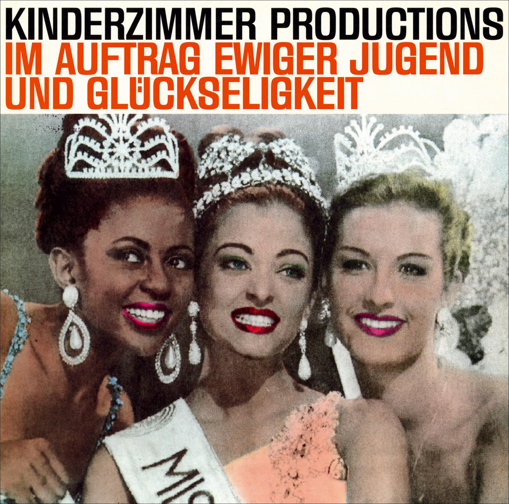 Kinderzimmer Productions Im Auftrag Ewiger Jugend Und
