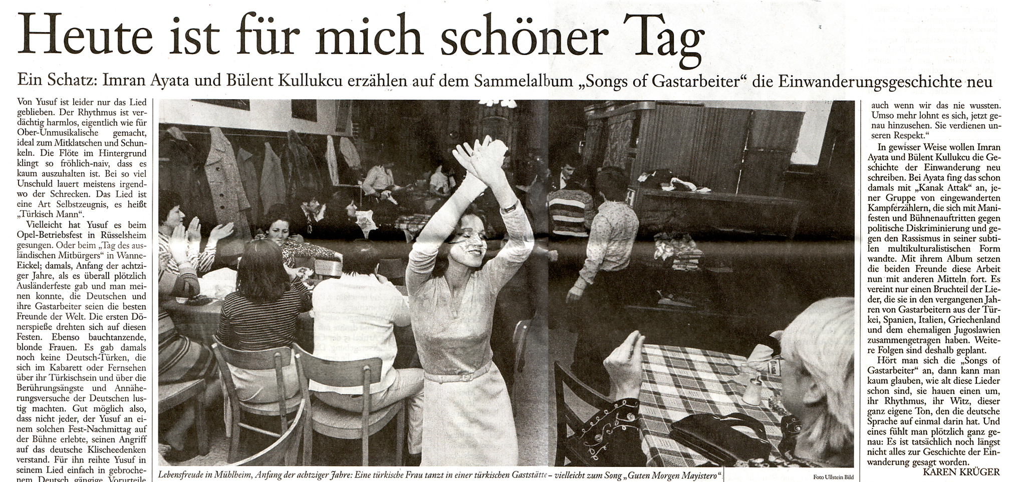 Heute Ist Für Mich Schöner Tag Frankfurter Allgemeine