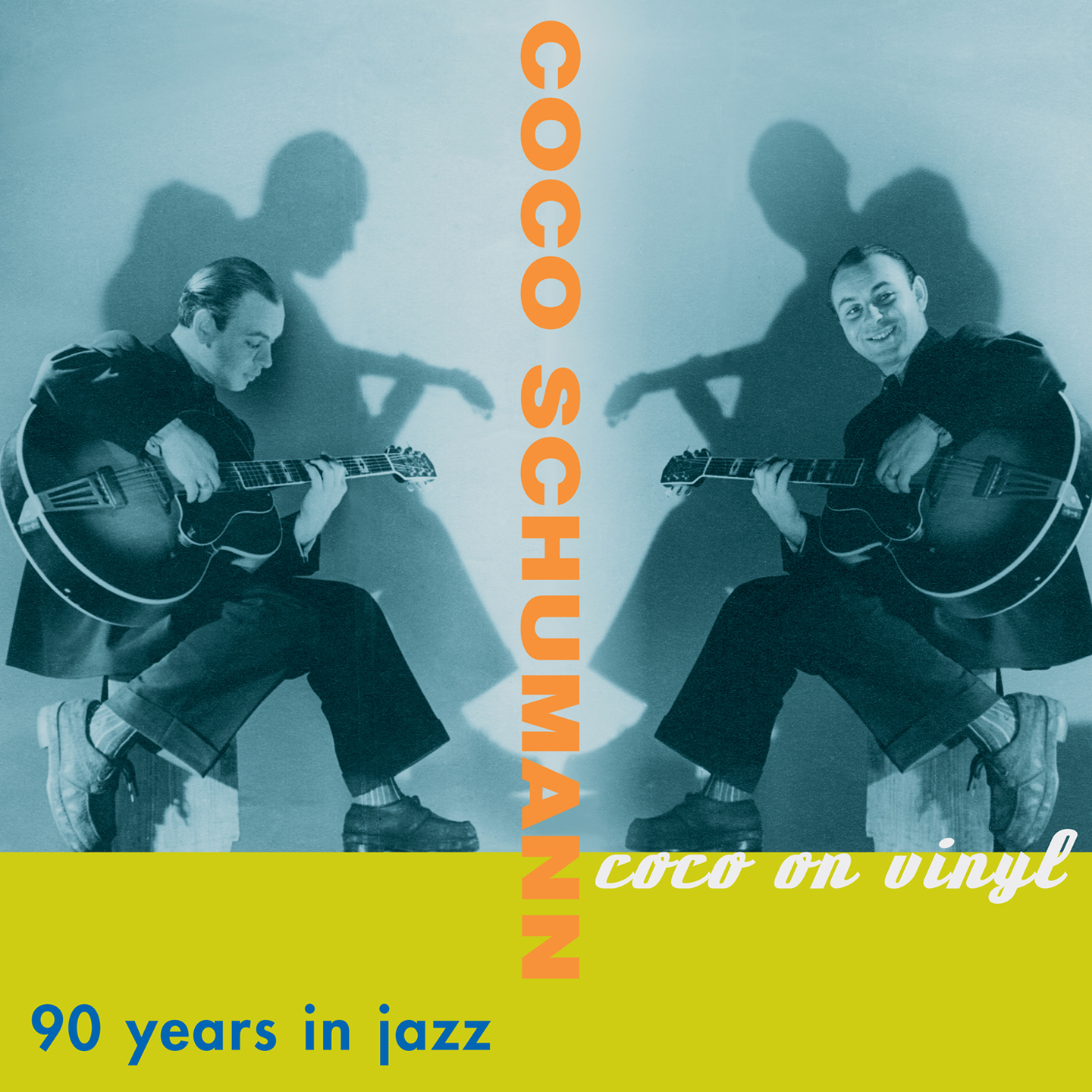 "Coco Schumann - Coco On Vinyl ""90 Years In Jazz"""