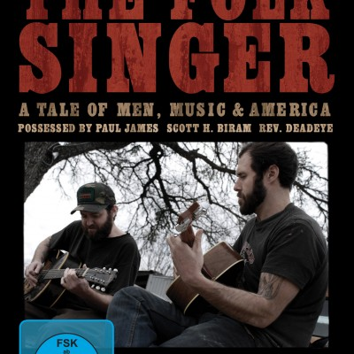 The Folk Singer - A Tale Of Men, Music and America 1