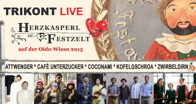 "TRIKONT goes ""Oide Wiesn 2015"""