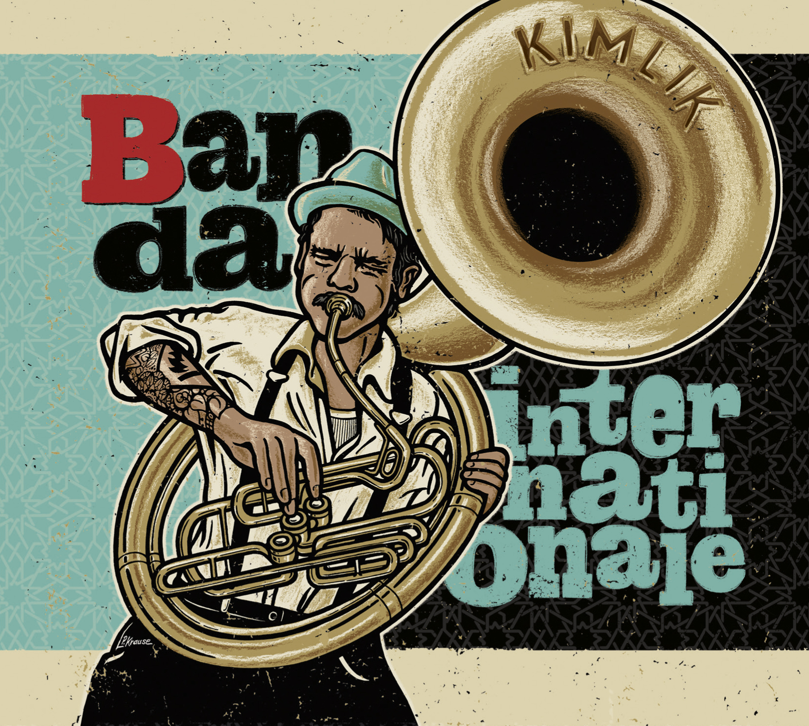 Banda Internationale – Kimlik