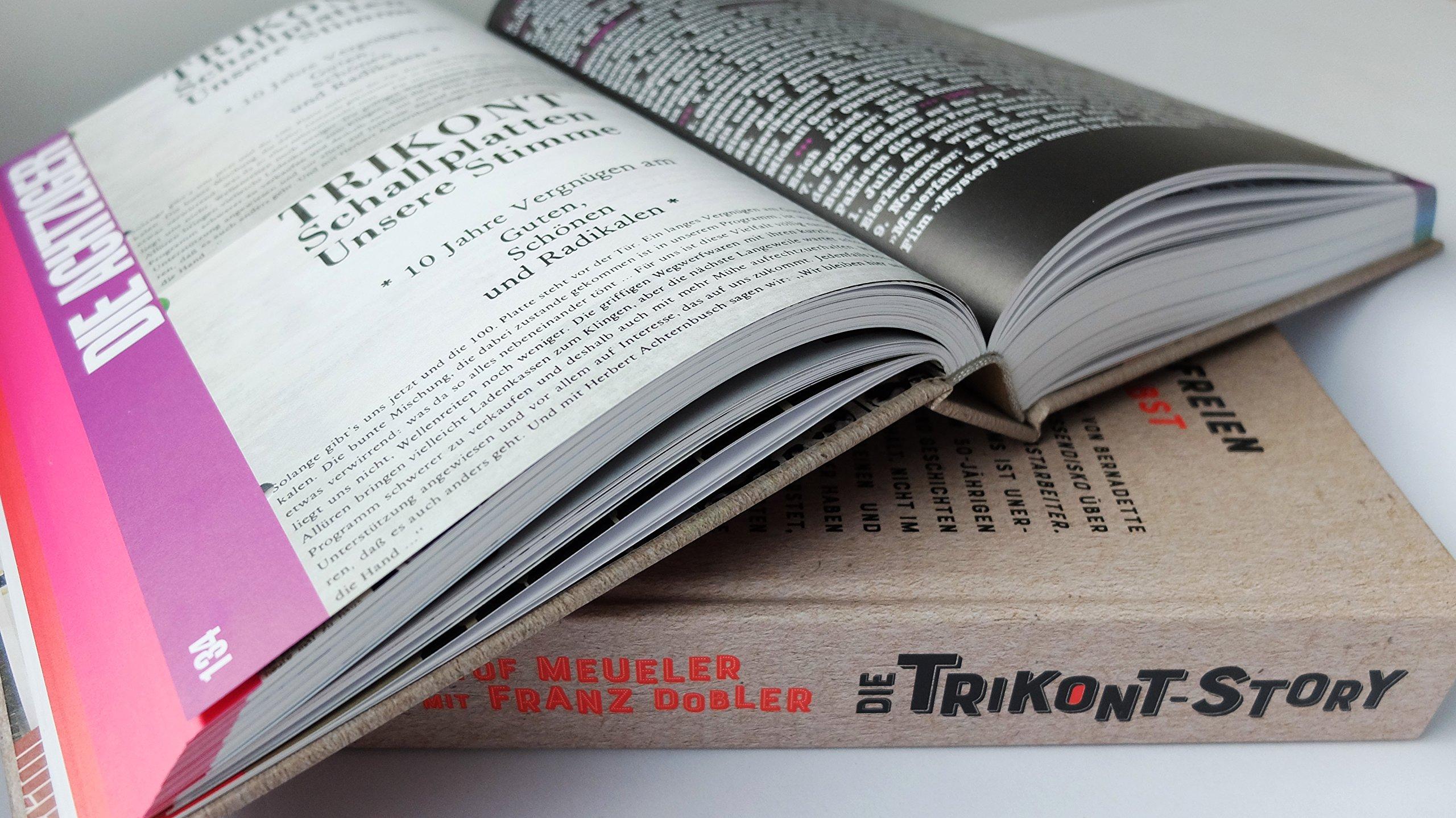 Die Trikont-Story - Musik, Krawall und andere schöne Künste 1