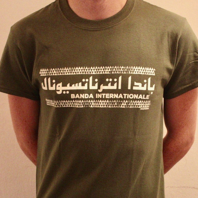 Banda Internationale - T-Shirt - Grün