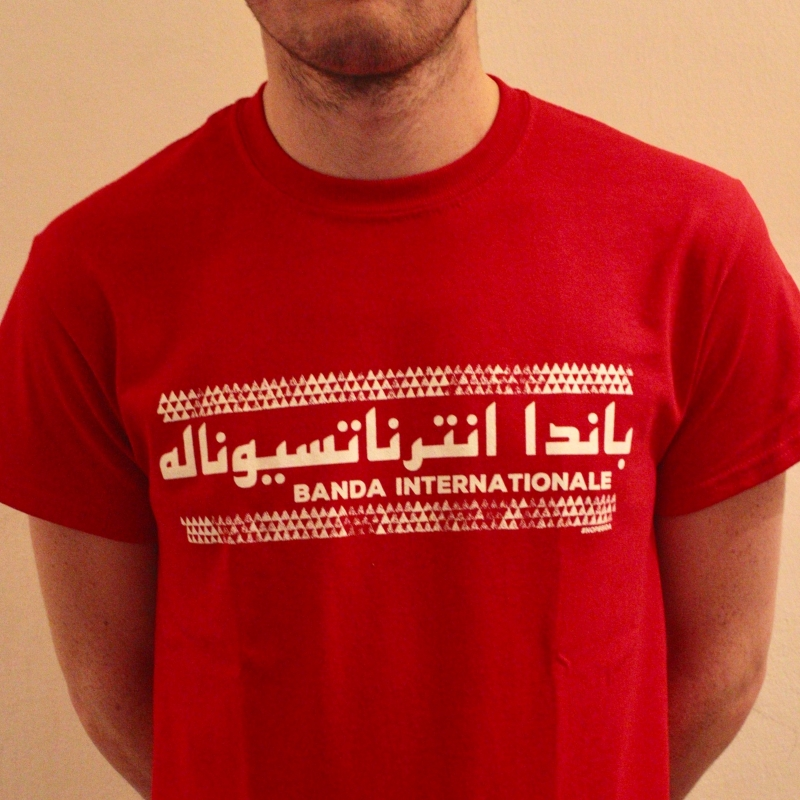 Banda Internationale - T-Shirt - Rot