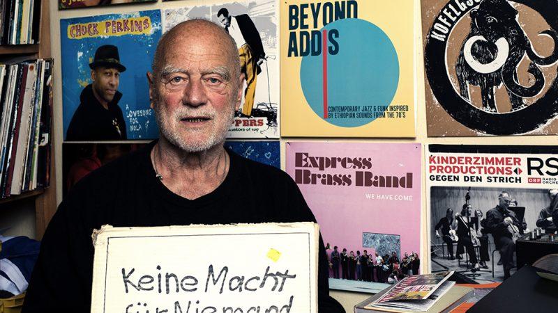 Wir trauern um Achim- Keine Macht für niemand Bergmann