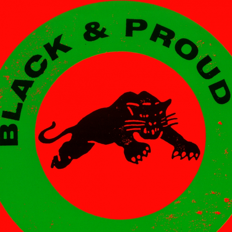 Black & Proud - Vinyledition