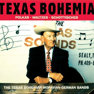 Texas Bohemia VOL. I - Polkas Waltzes Schottisches / The Texas Bohemian-Moravian-German Bands