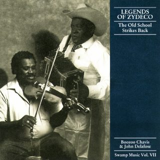 Swamp Music VOL. VII - Legends of Zydeco / The old school strikes back