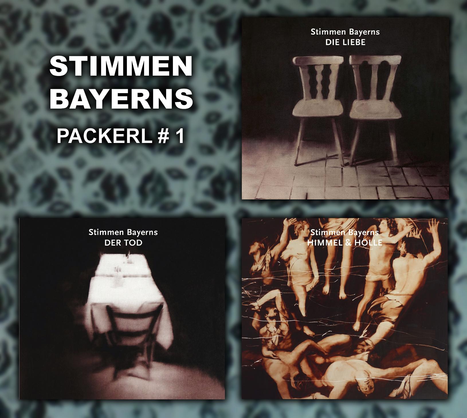 Stimmen Bayerns Packerl - Liebe, Tod, Himmel & Hölle
