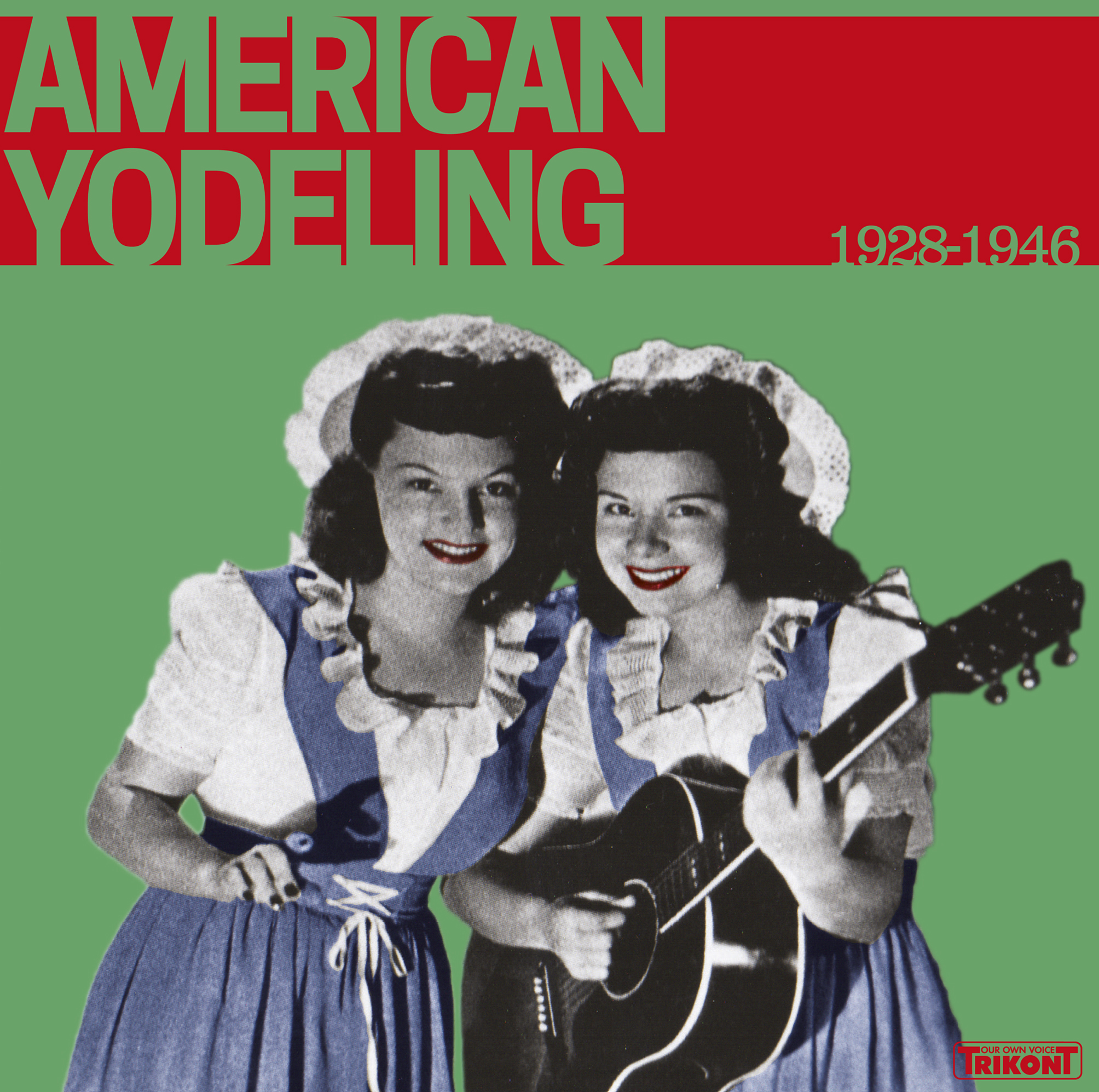 Emerican Yodeling Cover Vinyl-Edition