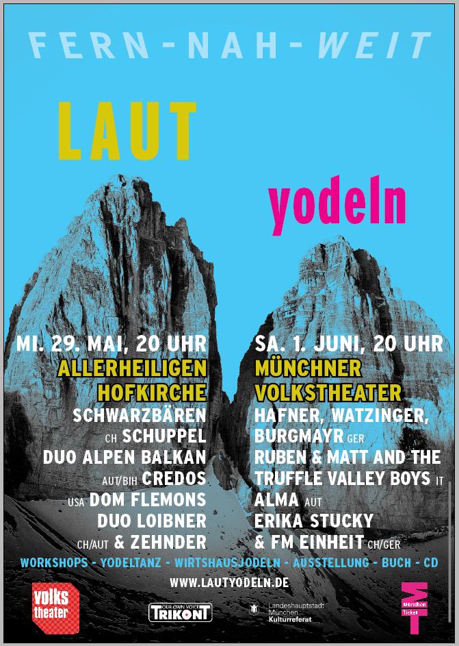 LAUT yodeln #2 1