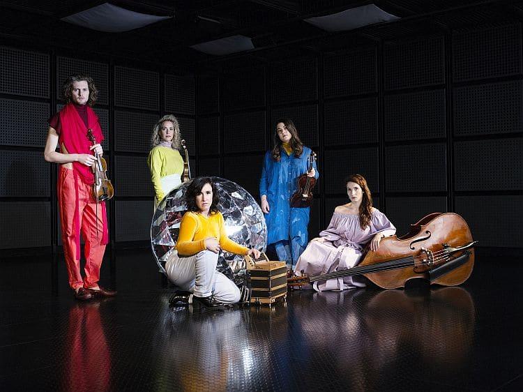 """ALMA - Interview zum neuen Album """"Cherubim"""""""