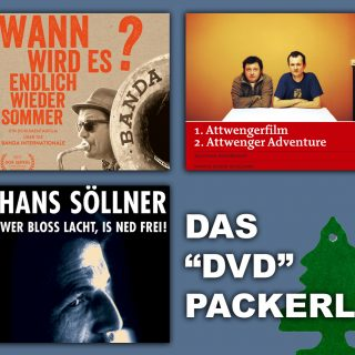 DVD-Packerl - Söllner, Attwenger, Banda Internationale 1