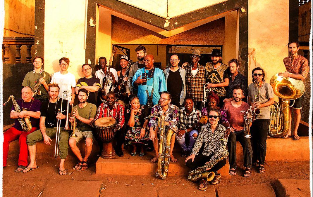 Omniversal Earkeastra feat. Bamako Allstars 2