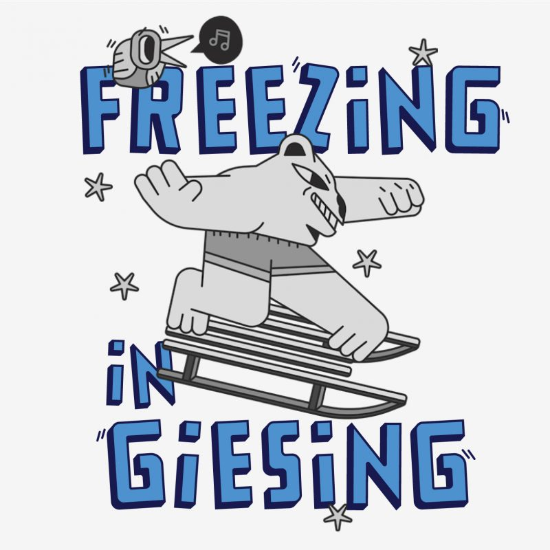 FREEZING IN GIESING - SAVE YOUR LOCAL UNDERGROUND