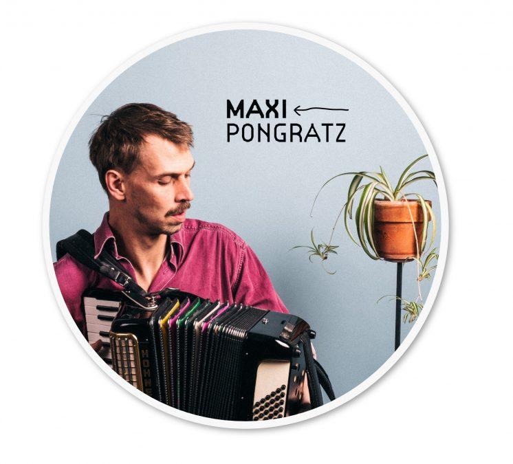 Maxi Pongratz - D' NOCHT IS MIAD VOM NOCHT SEI - Stofftasche 1